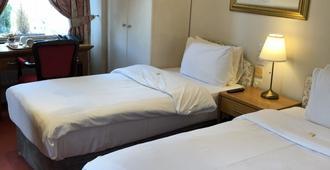 The Leeson Lodge - דבלין - חדר שינה