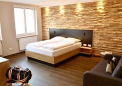 Hotel Five - Nürnberg - Makuuhuone