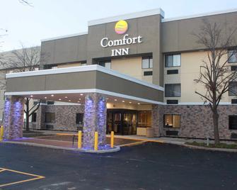 Comfort Inn Matteson - Chicago - Matteson - Building