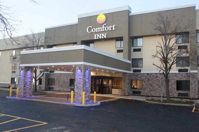Comfort Inn Matteson - Chicago - Matteson - Edificio