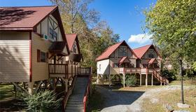Riverbend Motel & Cabins - Хелена - Здание