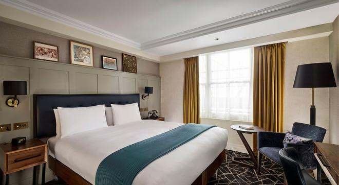 100 Queen's Gate Hotel London, Curio Collection by Hilton - Lontoo - Makuuhuone