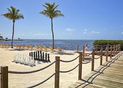 Fisher Inn Resort & Marina - Islamorada - Strand