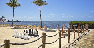 Fisher Inn Resort & Marina - Islamorada - Playa