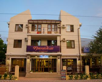 Guest House Primorskaya 25 - Zatoka - Building