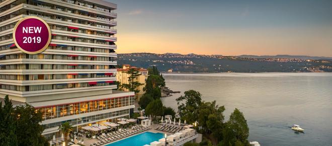 Remisens Premium Hotel Ambasador - Opatija - Building