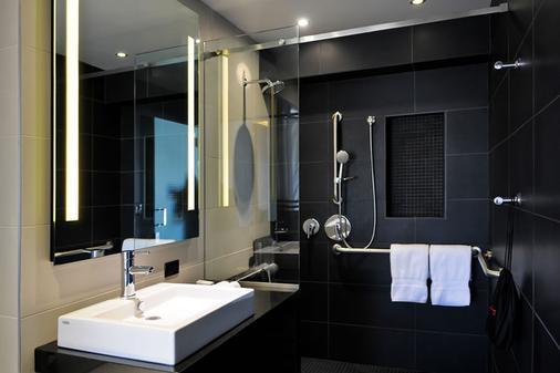 Hercor Hotel - Urban Boutique - Chula Vista - Phòng tắm