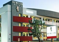 Hercor Hotel - Urban Boutique - Chula Vista - Rakennus