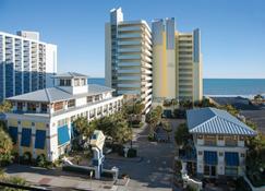 Sea Crest Oceanfront Resort - Myrtle Beach - Edifício
