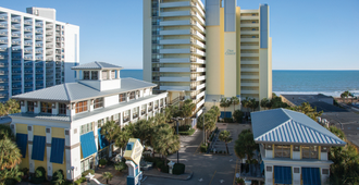 Sea Crest Oceanfront Resort - Myrtle Beach - Edificio