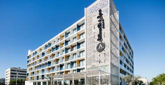 Aqua Hotel Silhouette & Spa - Adults Only - Malgrat de Mar - Gebouw