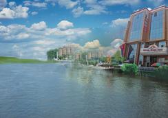 Hotel River View - New Delhi - Näkymät ulkona