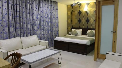 Hotel River View - New Delhi - Makuuhuone