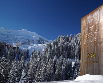 Alpinresort Damüls - Damüls - Venkovní prostory