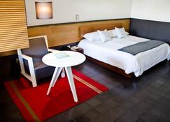 Hotel Azul de Oaxaca - Oaxaca - Makuuhuone