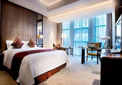 Grand Metropark Yuantong Hotel Beijing - Peking - Makuuhuone