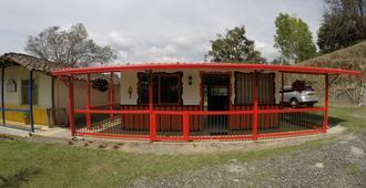 Mirador de Boquia - Salento - Salento - Building