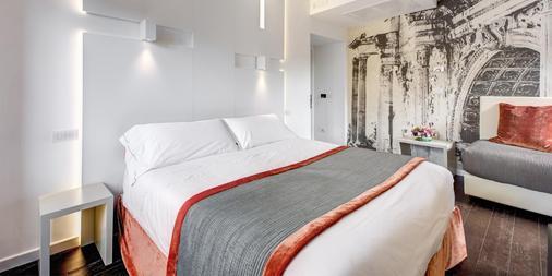 Hotel Abruzzi - Rome - Phòng ngủ