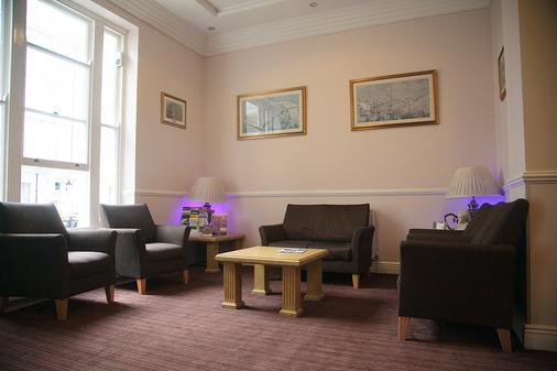 Victoria Inn - London - Lounge