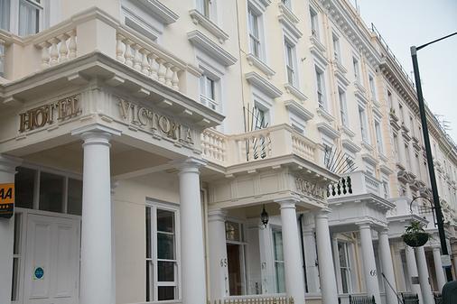 Victoria Inn - London - Building