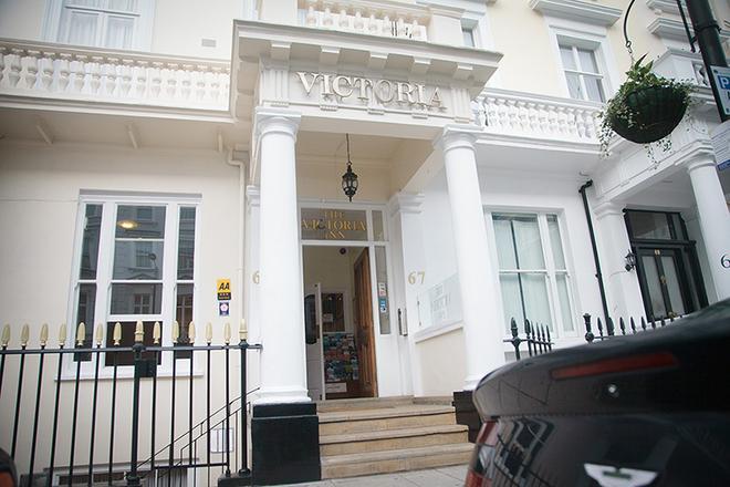 Victoria Inn - Lontoo - Rakennus