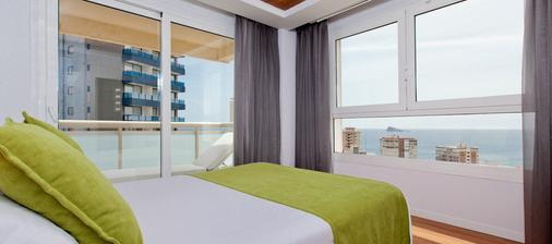 Hotel Benidorm Plaza - Benidorm - Bedroom