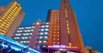 貝尼多姆廣場酒店 - 貝尼多姆 - 貝尼多姆 - 建築