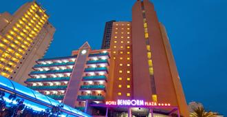 Hotel Benidorm Plaza - Benidorm - Gebäude
