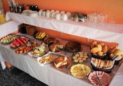 Pousada São Jorge - Bonito - Buffet