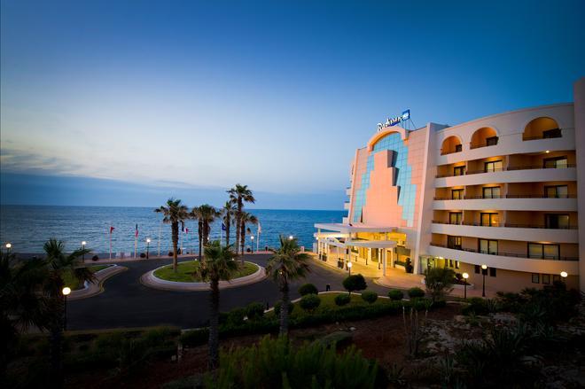 Radisson Blu Resort, Malta St Julian's - St. Julian's - Rakennus