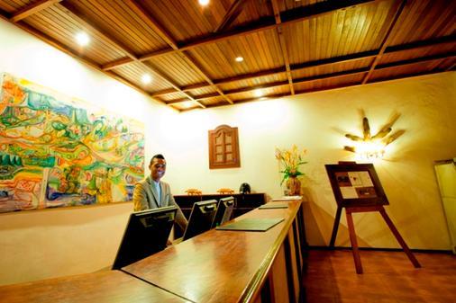 Hotel Timor - Dili - Front desk