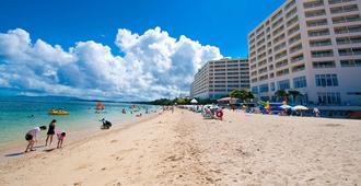 Rizzan Sea Park Hotel Tancha Bay - Onna - Building
