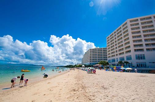 Rizzan Sea-Park Hotel Tancha-Bay - Onna - Toà nhà