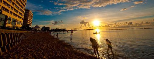 Rizzan Sea-Park Hotel Tancha-Bay - Onna - Bãi biển