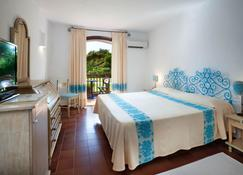 Hotel Capriccioli - Porto Cervo - Bedroom