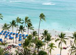 Pearl Hotel Waikiki - Honolulu - Beach
