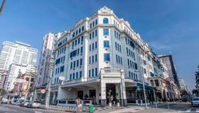 Atlântico Hotel - Santos - Bâtiment