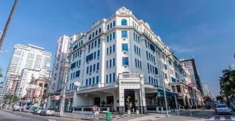 Atlântico Hotel - סנטוס - בניין