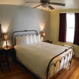阿姆斯壯飯店 - 柯林斯堡 - 臥室