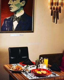Hotel Andante - Puebla City - Food
