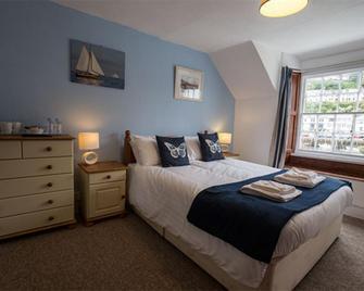 Harbour Moon Inn - Looe - Bedroom