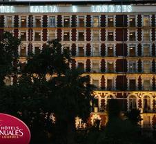 Grand Hôtel Gallia Chapelle & Spa Nuxe