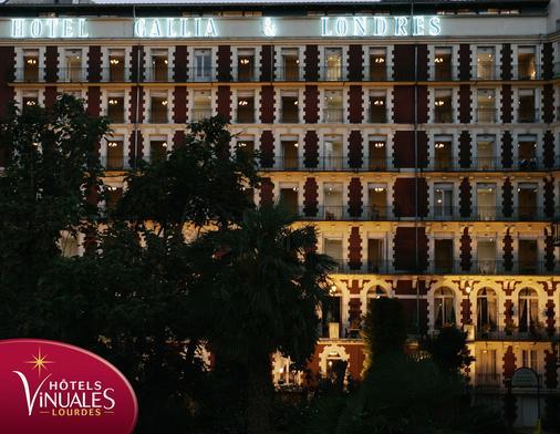 Grand Hotel Gallia & londres - Lourdes - Edificio