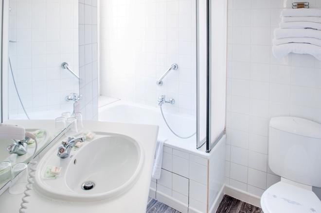 歐陸酒店 - 盧爾德 - 盧爾德 - 浴室