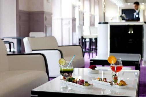 Hotel Chapelle Et Parc - Lourdes - Bar