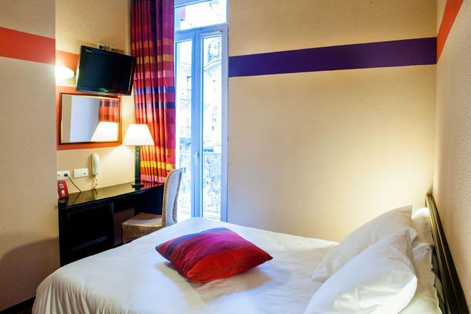 Hotel Saint Sauveur - Lourdes - Bedroom