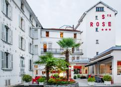 Hotel Sainte-Rose - Lourdes - Building