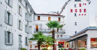 호텔 생트- 로제 - 루르드 - 건물