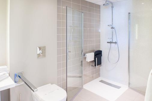 Hotel Chapelle Et Parc - Lourdes - Bathroom