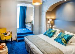 Grand Hôtel Gallia Chapelle & Spa Nuxe - Lourdes - Makuuhuone